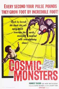 The Cosmic Monsters