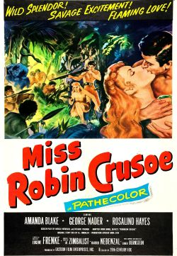 Miss Robin Crusoe