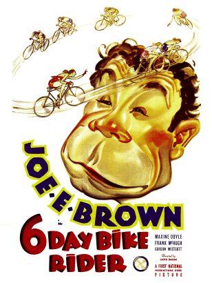 Six-Day Bike Rider