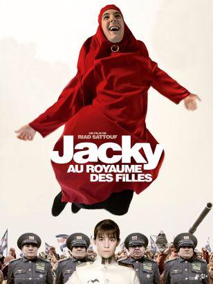 Jacky in Women's Kingdom