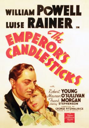 The Emperor's Candlesticks (1937)