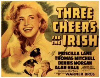 Three Cheers for the Irish