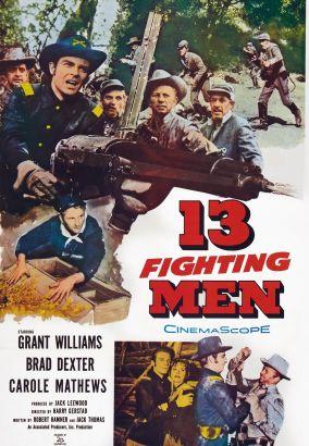 13 Fighting Men