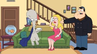 American Dad!: Cops and Roger