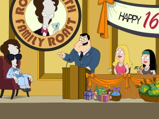 American Dad!: The Great Space Roaster