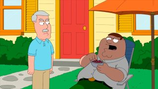 Family Guy: Welcome Back Carter