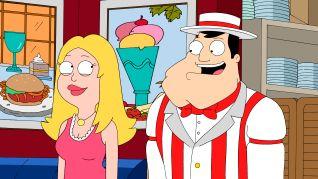 American Dad!: Stan's Food Restaurant