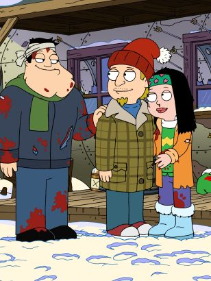 American Dad!: For Whom the Sleigh Bell Tolls