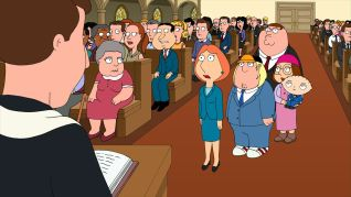 Family Guy: And I'm Joyce Kinney