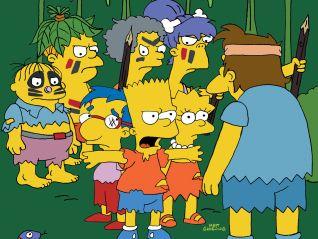 The Simpsons: Das Bus