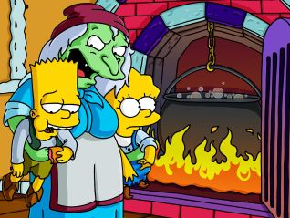 The Simpsons: Treehouse of Horror XI