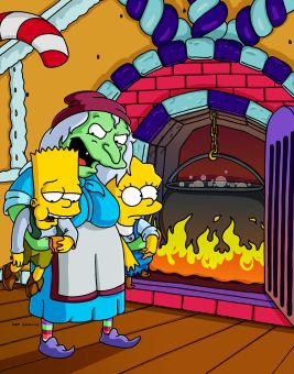 The Simpsons : Treehouse of Horror XI