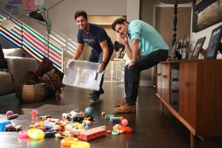 Grandfathered: Edie's Two Dads