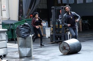Brooklyn Nine-Nine: Paranoia