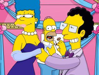 The Simpsons: Half-Decent Proposal