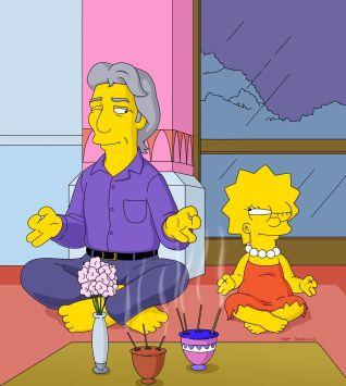 The Simpsons: She of Little Faith