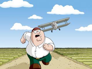 Family Guy: North by North Quahog