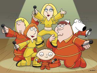 Family Guy: Don't Make Me Over