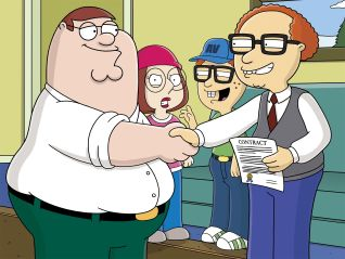 Family Guy: 8 Simple Rules for Buying My Teenage Daughter