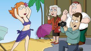 Family Guy: Model Misbehavior