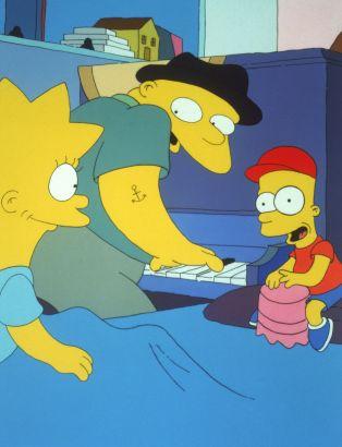 The Simpsons: Stark Raving Dad