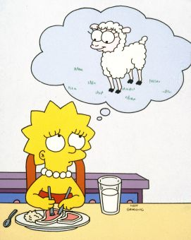 The Simpsons : Lisa the Vegetarian