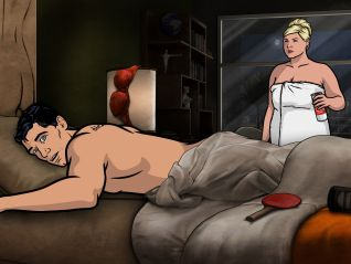 Archer: Crossing Over