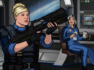 Archer: Space Race, Part 2