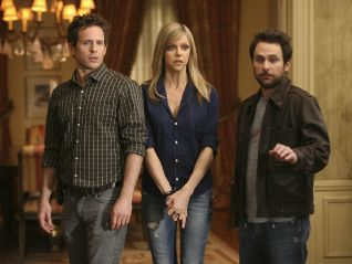 It's Always Sunny in Philadelphia: The Gang Gets Trapped