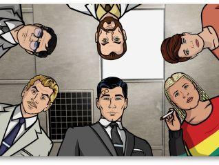 Archer: Tragical History