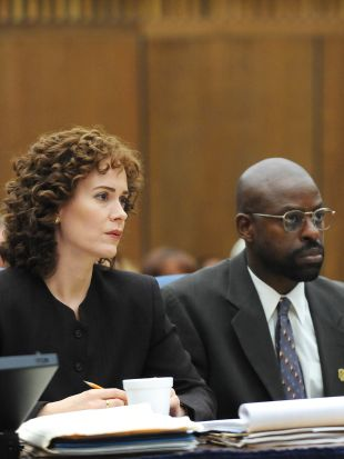 The People v. O.J. Simpson: American Crime Story : Marcia, Marcia, Marcia