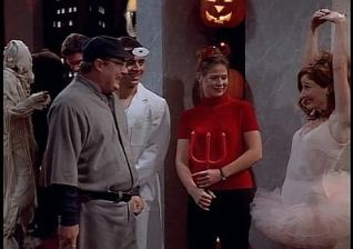 NewsRadio: Halloween