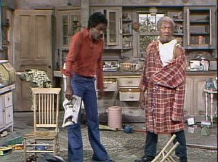 Sanford and Son: Earthquake II