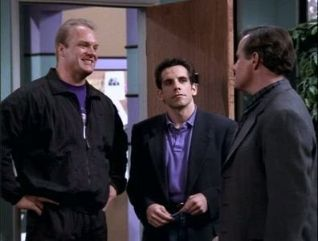 NewsRadio: The Trainer