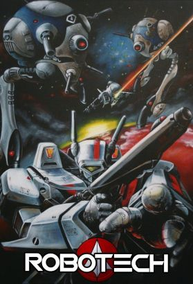 Robotech [Anime Series]