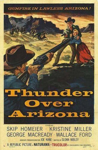 Thunder over Arizona