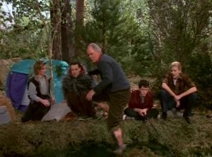 3rd Rock From the Sun: When Aliens Camp