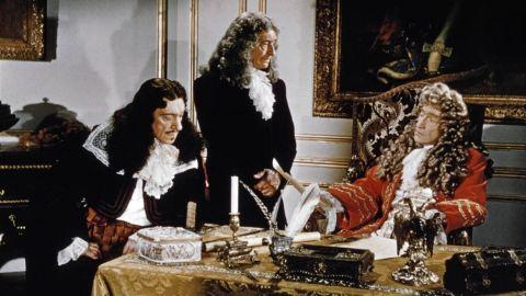 Affairs in Versailles