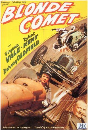 The Blonde Comet