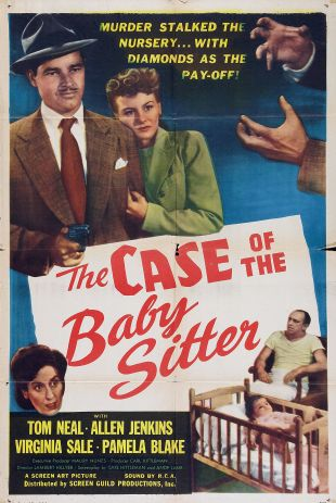 The Case of the Baby Sitter