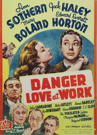 Danger---Love at Work