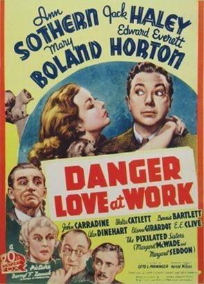 Danger: Love at Work