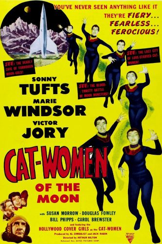 Catwomen of the Moon