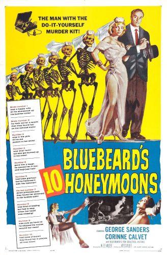 Bluebeard's Ten Honeymoons