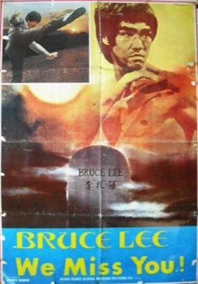Bruce Lee, We Miss You