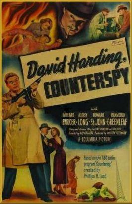David Harding, Counterspy (1950)