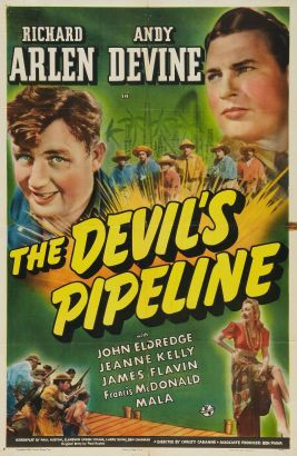 The Devil's Pipeline (1940)