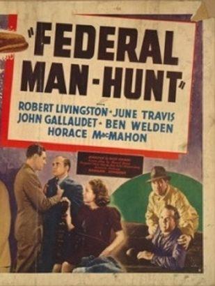 Federal Man-Hunt