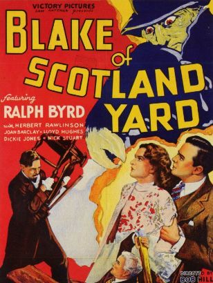 Blake of Scotland Yard [Serial]