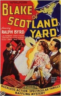 Blake of Scotland Yard [Serial] (1937)